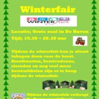 Winterfair in De Haven Ipse de Bruggen