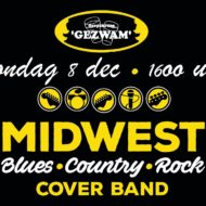 Midwest coverband zondagmiddag in Gezwam