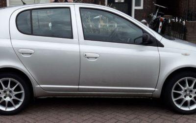 te koop: Toyota Yaris