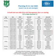 Het Sport & Beweegprogramma van UDI en VVZ, vanmiddag Sport en Spel voor kleuters en gr. 3, 4, 5
