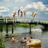 Hier kun je met deze hete dagen veilig zwemmen