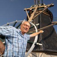 In de wieken van deze Alphense molen klimmen? De Eendracht is op zoek naar nieuwe molenaars