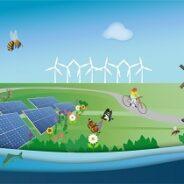 Online enquête over zonnevelden en windmolens in Alphen aan den Rijn en omgeving (ook Zwammerdam)