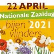 Help onze bijen op nationale zaaidag, 22 april