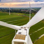 Provincie steekt stokje voor windmolens bij Alphense containerhaven
