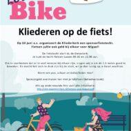 13 juni Kliederkerk op de fiets