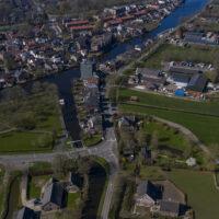 Drone beelden Ziendeweg
