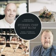 Gast Chef Gert Blom* op vrijdag 1 oktober bij Restaurant Bij Robbert