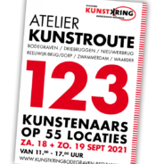 Kunstroute Bodegraven-Reeuwijk: 123 kunstenaars op 55 locaties